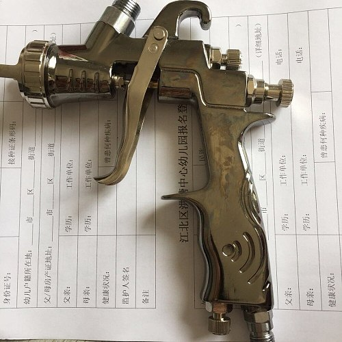 SAT0083 free shipping limited offer pneumatic spray gun for car high pressure paint gun spray guns lvlp