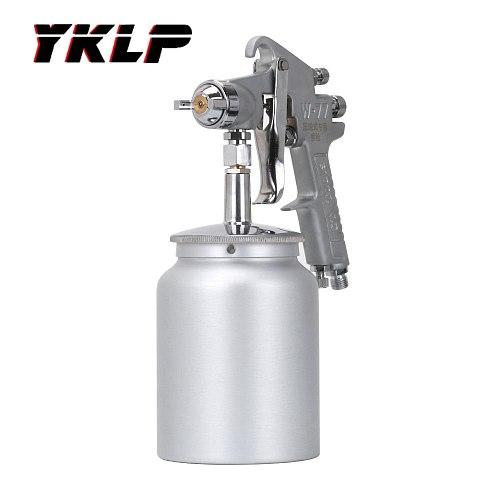 Pneumatic Spray Gun Suction Feed Airbrush Air Tool Nozzle2.0/2.5/3.0mm