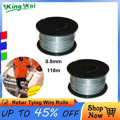 Original Steel Rebar Tying Wire Roll For Rebar Tying Machine Tool Set For Building Project