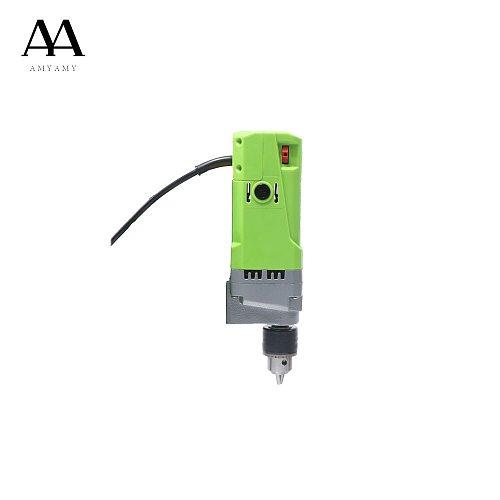 AMYAMY  Mini Drilling machine motor Drill Press Bench motor for Small electric Drill Work Bench gear drive 220V 710W EU plug