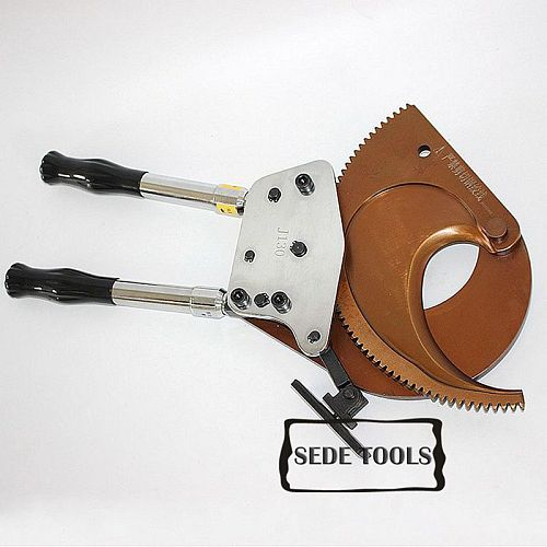 J130 Ratchet Cable Cutter for 130mm Armoured Cu/ Al cable