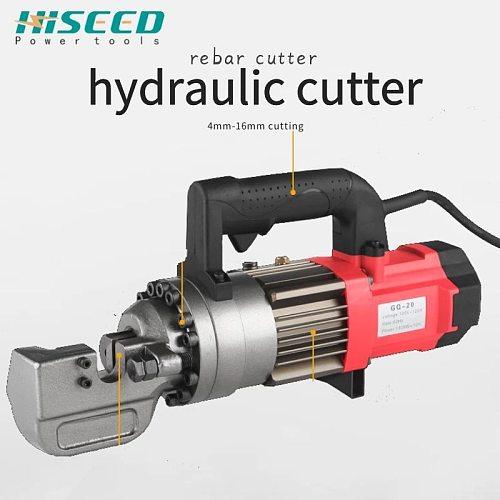 Electric rebar cutting machine Rebar cutter portable steel bar cutting machine