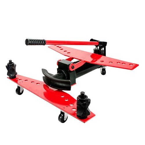Hydraulic Pipe Bender Manual Hydraulic Bender Galvanized Pipe Iron Tube Steel Pipe Bending Tools Range from 22-60mm