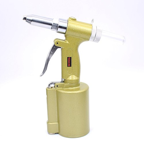 YOUSAILING Pneumatic Riveter Gun Air Hydraulic Rivets Tool Pull Rivet Gun