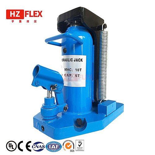 Claw jack Hook hand-cranked vertical dual-purpose lifting tool hydraulic hydraulic lifting machine 5T