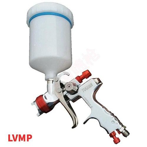 Air paint gun LVMP Sprayer  1.3mm nozzle w/t 600CC tank professional Car Paint Tool Pistol Spray Gun