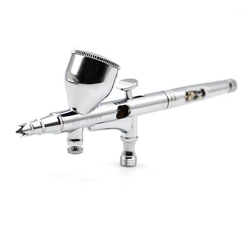 0.2mm Dual Action Airbrush Pen Air Brush Spray Gun Sprayer Pen Makeup Tool For Nail Art / body Tattoos Spray / Cake / Toy Models