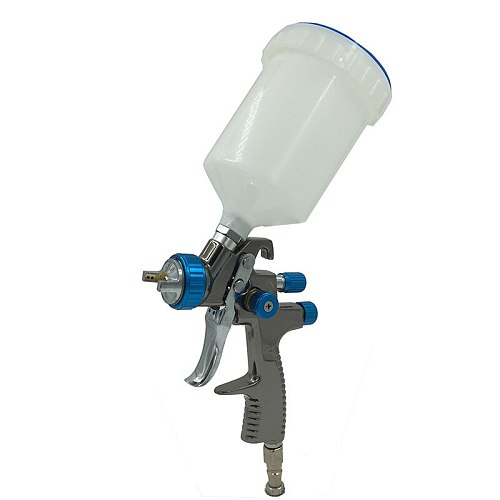 SAT1173 paint guns for automotive spray gun furniture prfessional pressure lvlp air painting gun nozzle 1.4 car painting tools