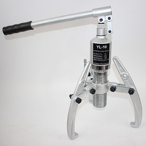 Hydraulic Bearing Puller YLZ-10T with Safety System Inside