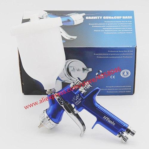 Professional environmental paintTT 1.3 spray gun  lvmp spray gun car paint gun, painted high efficiency, good atomization,