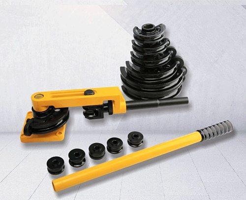 Iron pipe copper pipe steel pipe bending U-shaped factory mechanical pipe bender manual SWG-25S pipe bender pipe bender tool