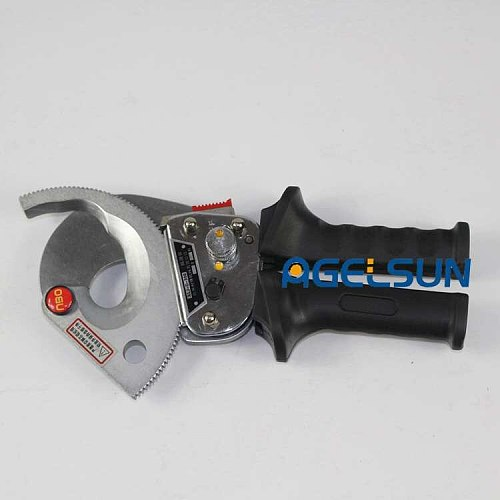 iGeelee TOP Quality Durable Ratchet Cable Cutter XLJ-D-300A for cutting copper& aluminum cable armoured below 40mm or 300mm2