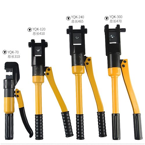 Crimping Tools Home DIY Hydraulic Nippers Multitool Crimping Tool Nippers Crimping Pliers Manual Hydraulic Pliers Novice pliers