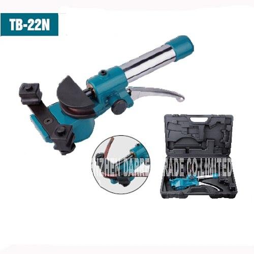 TB-22N Tube Hydraulic Tube Bender Bender inch Manual 1/4 '', 5/16 '', 3/8 '', 1/2 '', 5/8 '', 3/4 '', 7 / 8 Suitable