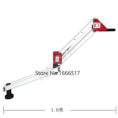 Vertical pneumatic tapping machine arm 1000mm for (M12) High quality  NE