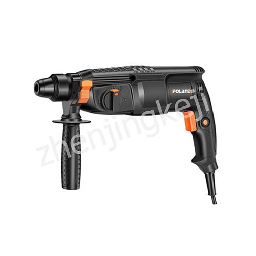 Electrical Tools Electric Hammer Drill Pick Impact Drill High Power Handheld Multifunction Concrete Metal Wood Ceramictile Punch
