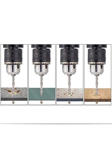 3/8\  1/2\  Straight Shank Pneumatic Air Drill High/Medium/Low Speed Grinder R9JC