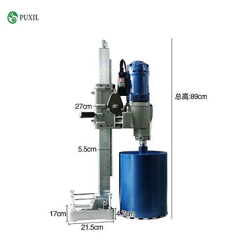 Electric Diamond Drill Bits Vertical Drilling Machine 1800W High Power 130mm Diameter Diamond Core Drill Z1Z-FF02-130