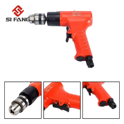 3/8  Reversible Air Drill Pistol Type For Hole Drilling Pneumatic Tool