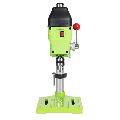 480W 220V BG-5166A Mini Drill Press Bench Small Drill Machine drilling Work Bench speed adjustable EU plug
