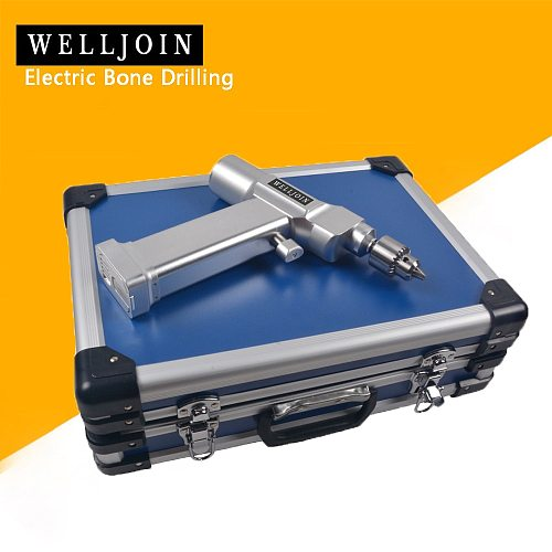 Surgical Orthopedic Medical Electric Hollow Bone Drill High Temperature and High Pressure Electric Bone Drilling