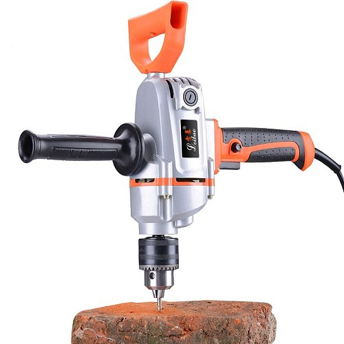Aircraft drill industrial grade hand cement putty powder high power mixer 16mm mixing drill paint mixer