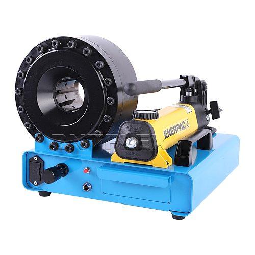 finn power p16hp portable 10-45mm hydraulic hose crimper  manual machine for pressing pipe hydraulic