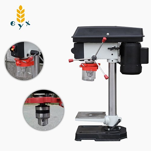 375W bench drill, mini bench drill, electric drill, multifunctional electric drill, small milling machine
