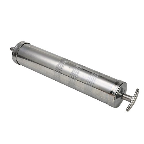 500cc Aluminum Alloy Oil Suction Vacuum Transfer Hand Syringe Gun Pump Extractor Carbon Steel Auto Ment Grease Guns Replacement