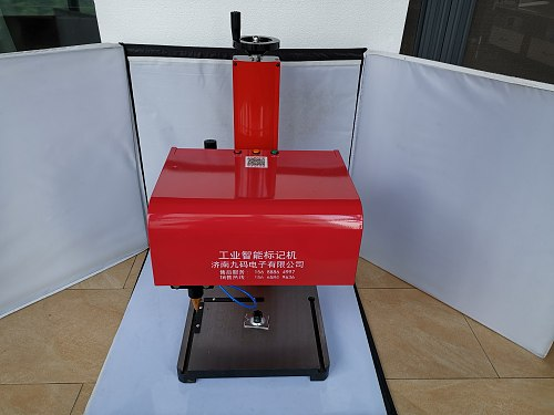 JMQ-200x150mm  flat pneumatic marking machines, nameplate marking machines, USB computer connection control data