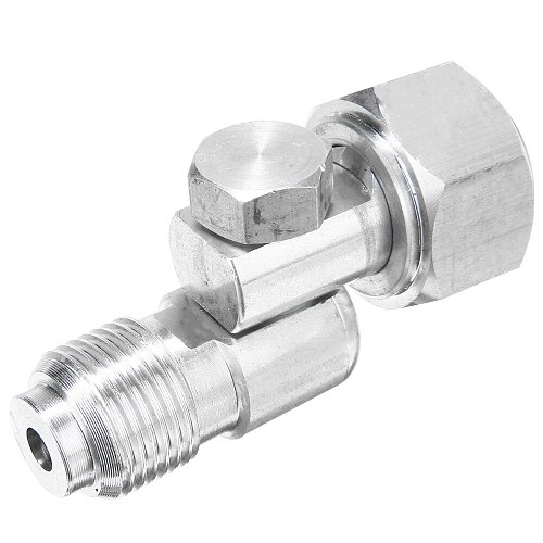 High Pressure Spray Nozzle 7/8''F-7/8''M Rotaty Sprayer Joint Adapter For Airless Sprayer Gun Power Tools Mayitr