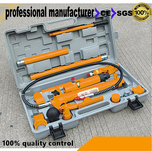 Manual control 10 ton separate hydraulic jack 10T sheet metal hydraulic separation of the top vehicle maintenance tools