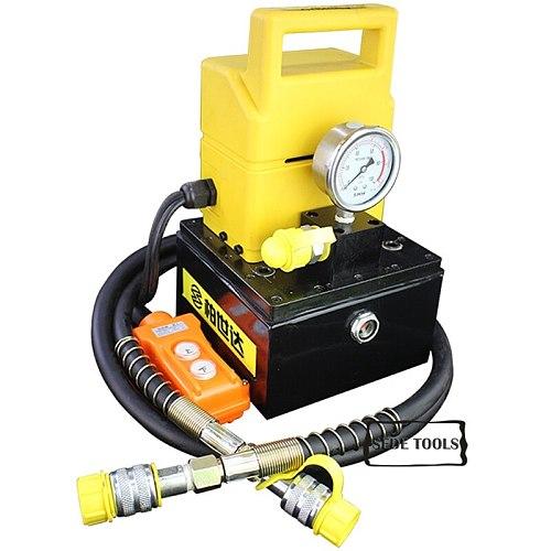 9.7kg Mini Portable Electric Station Hydraulic Pump Hydraulic Motor Station Oil Pump