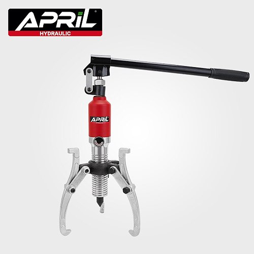 integrated type three-jaw or two-jaw changable 30T hydraulic gear bearing puller  freeship