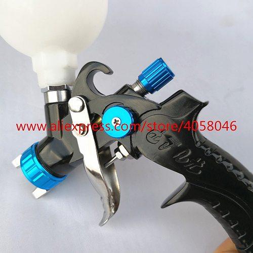 Mini 1.0mm Nozzle H-2000/602  Professional HVLP Spray Gun Mini Air Paint Spray Guns Airbrush For Painting Car Aerograph