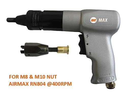 M8,M10 Riveter Tool Air Pull Setter RN804 (not include the customs tax)