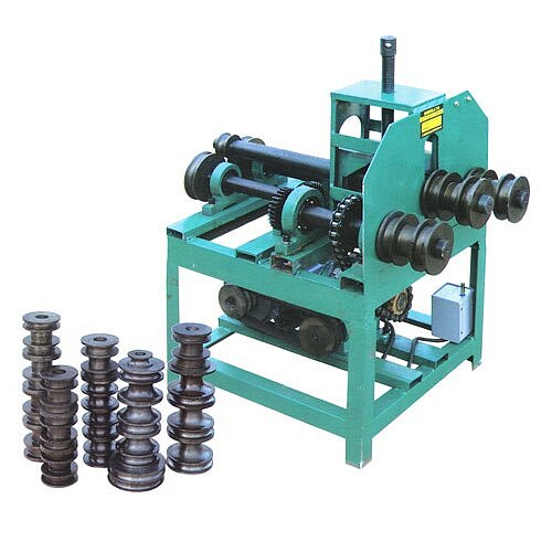 hydraulic pipe automatic Rolling pipe Bending Machine DWJ-G76 Multi-function iron steel pipe bending square round pipe bender