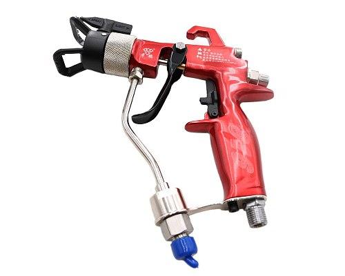 2019 Professional Quality paint Spray Gun Mixture air spray gun With 517 Spray Tip Best Promotion