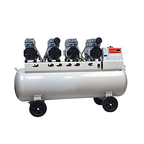 1PC Large Air Pump Compressor Oil-free Silent Air Compressor Dental Laboratory Woodworking Auto Repair Air Pump Compressor