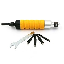 Flex Shaft Carving Tools Rotary Flex Shaft With 5pcs Carving Blade For Engraver Electric Machine