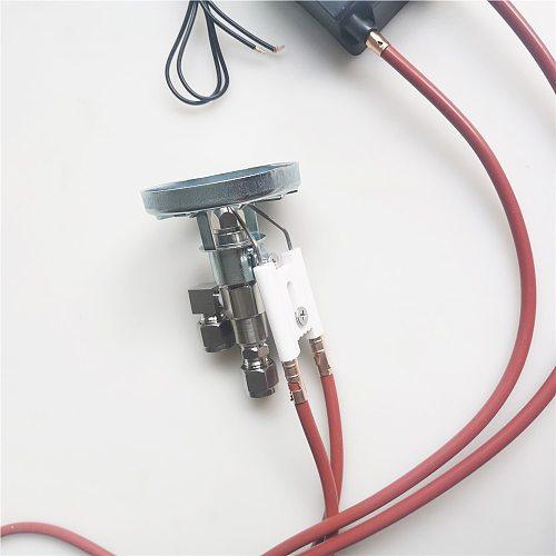 Fuel oil burner high voltage pulse igniter, Ceramic ignition needle, Transformer Ignition Coil, Boiler ignitor electrode