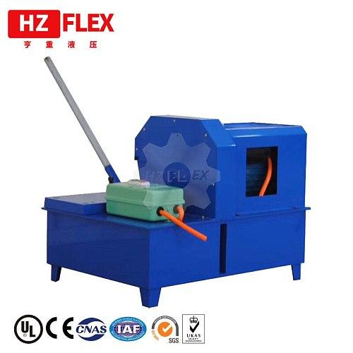 2019 HZFLEX HZ-50PC hose cutting machine