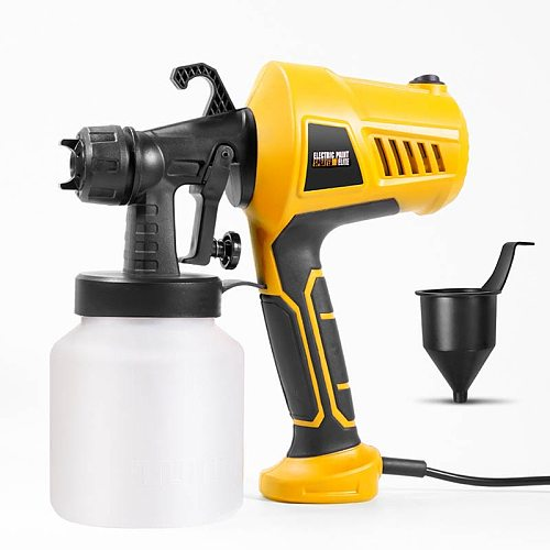 ZK30 Electric Handheld Spray Gun Paint Sprayers Power Home Electric Airbrush For Painting Cars Wood Furniture Wall Woodworking