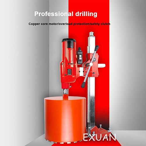 New Type Water Drilling Rig/Air Conditioning Drilling Rig/Water Electric Drill/High Power Benchtop Engineering Drilling Rig