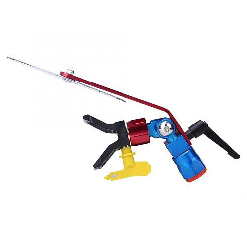 Spray Guide Accessory Spray Gun 5000psi Paint Sprayer Guide with G7/8in Connector For Wagner Titan Airless Sprayer