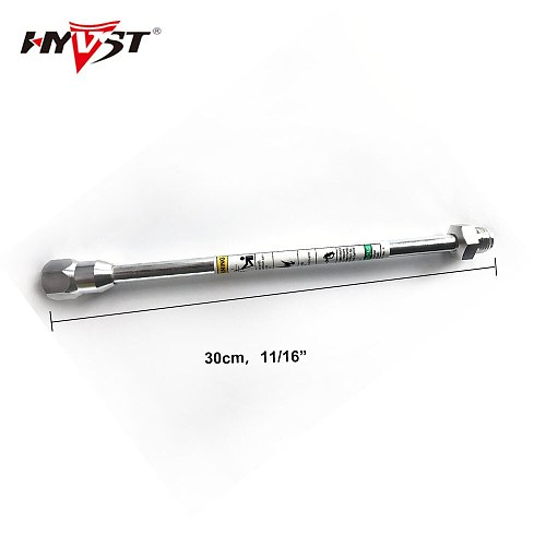 Airless Accessories spray gun Extension Pole 11/16 NPS  30cm/50cm or 11.81inch/19.69inch Extension Pole fixed direction