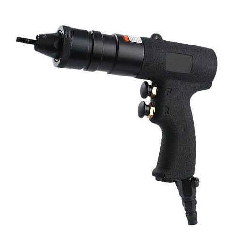 high quality taiwan pneumatic rivet nut gun M6 M8 M10 air pull nut tool self lock gun head wind nut riveter rivet cap tools