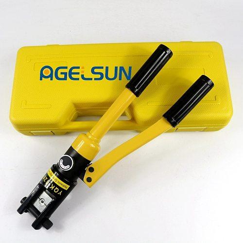 iGeelee Hydraulic Crimping Tool Hydraulic Compression Plier Hydraulic Crimping plier YQK-120 RANGE 10-120MM2 Hydraulic Plier