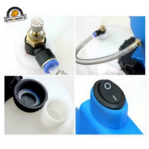 PHENDO Portable ULV Insecticide Disinfection Atomizer Electric Sprayer Nebulizer drug sprayer for Restaurants HomeShopping Malls