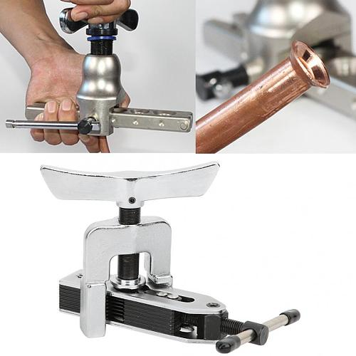 2PCs Refrigeration Copper Pipe Tube Expanders Manual Tube Expander Air Conditioner Install Repair Hand Expanding Tool